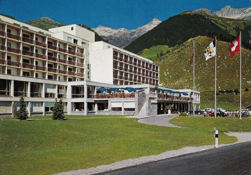Hotel Acla da Fontauna