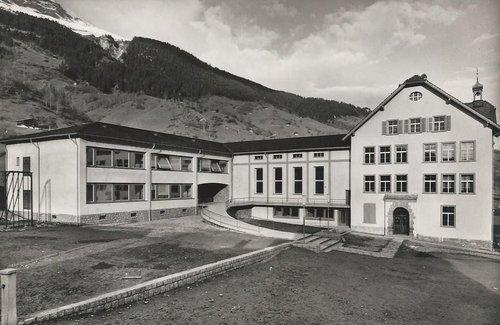 Trun nova scola