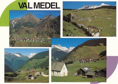Val Medel la stad