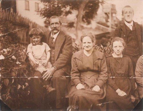 Famiglia Men Valentin (1866-1925)