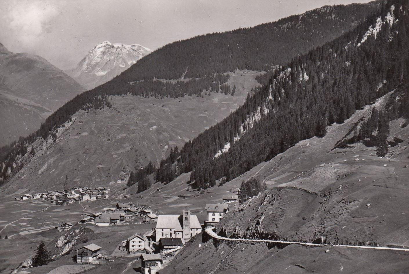 Platta en Val Medel