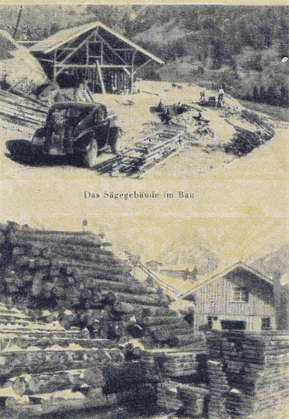 Resgia a Riein ils onns 1940-49