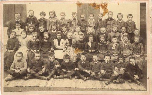 Scoula Sent, seguonda classa 1892