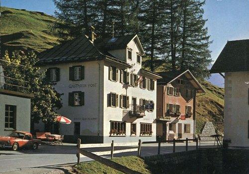 Hotel dalla Posta Platta