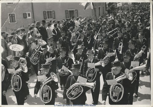 Societad da musica Trun 1948