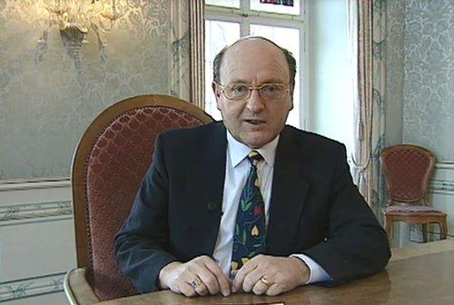 Pled da Bumaun 1993 dad Aluis Maissen
