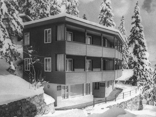 Moderne in den Alpen