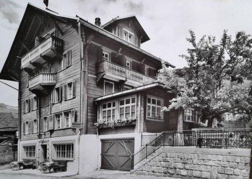 Gasthaus zur Post a Curaglia
