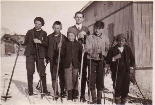 Parsonz - Radons - scola- skis
