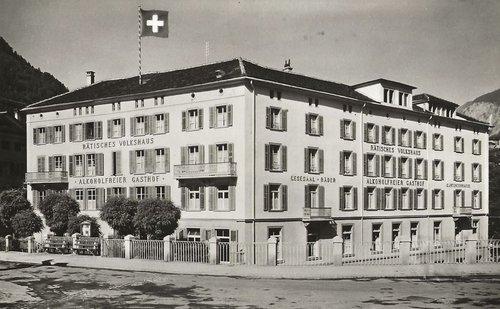 Chur Rätisches Volkshaus