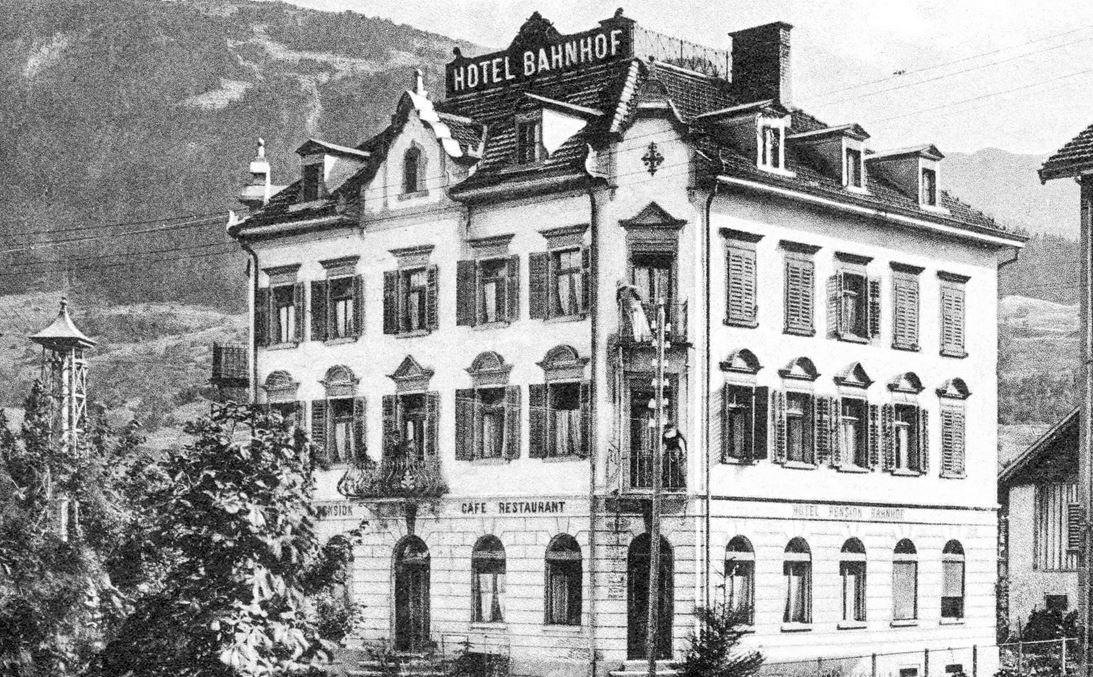 Hotels ed ustarias