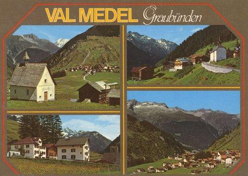 Val Medel Graubünden