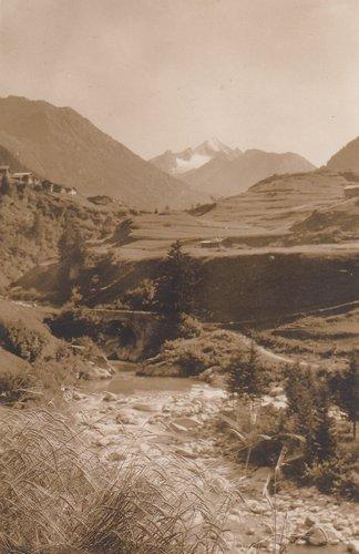 Val Medel cul Vallatscha