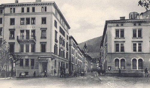 Hotel Lukmanier Chur
