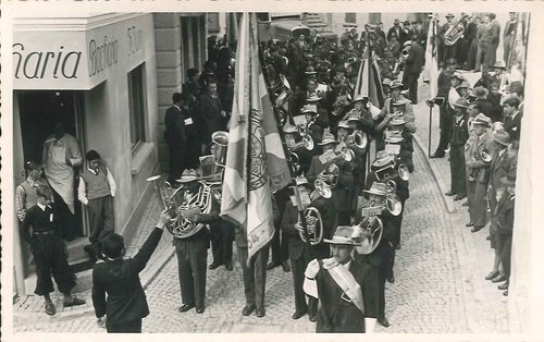 Festa da musica Sent 1955