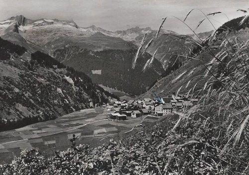 Curaglia en Val Medel