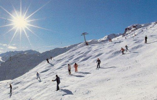 Ils runals dil territori da skis da Mustér