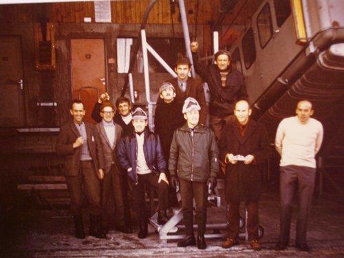 Persunal sil Scopi onn 1971