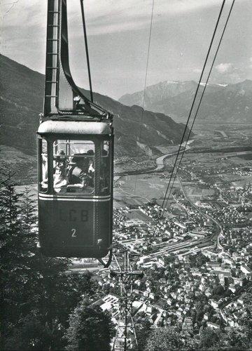 Ski- und Wandergebiet Brambrüesch