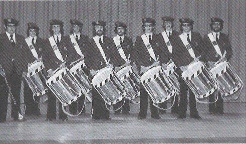 Uniun da tamburs Rabius 1973