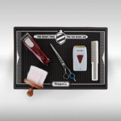 barber tool mat