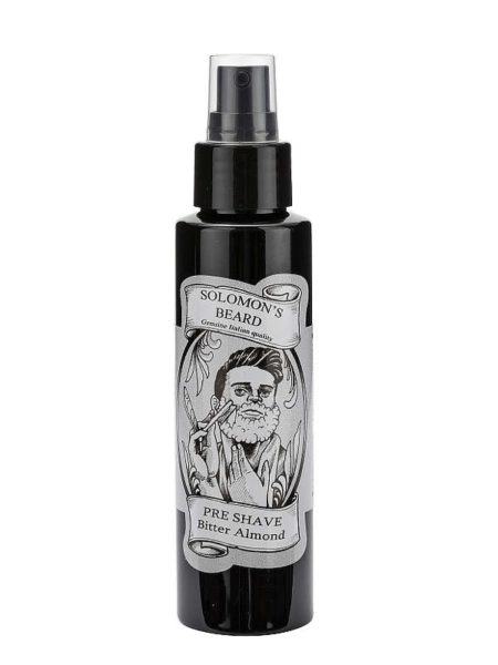 Solomon's Beard Pre shave oil