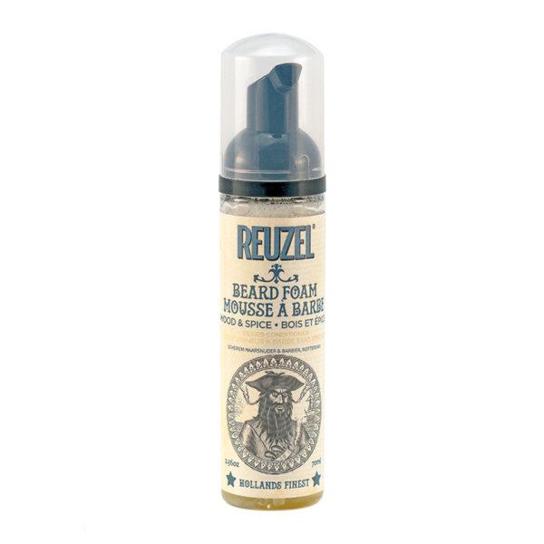Reuzel Beard Foam Wood&Spice