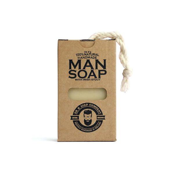 Dr K Soap Man soap