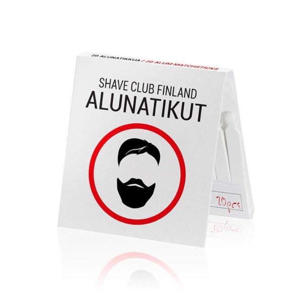 shave club Alunatikut Aftershave