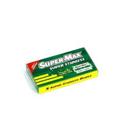 Super-Max-Super-Stainless-partaterät 5kpl