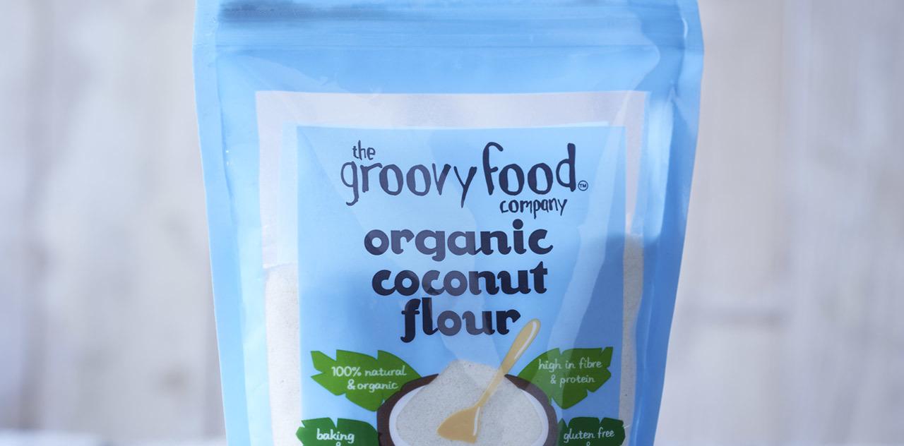 Groovy coconut flour
