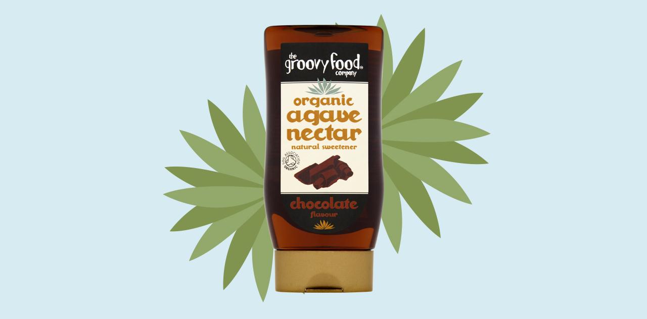 Agave nectar chocolate