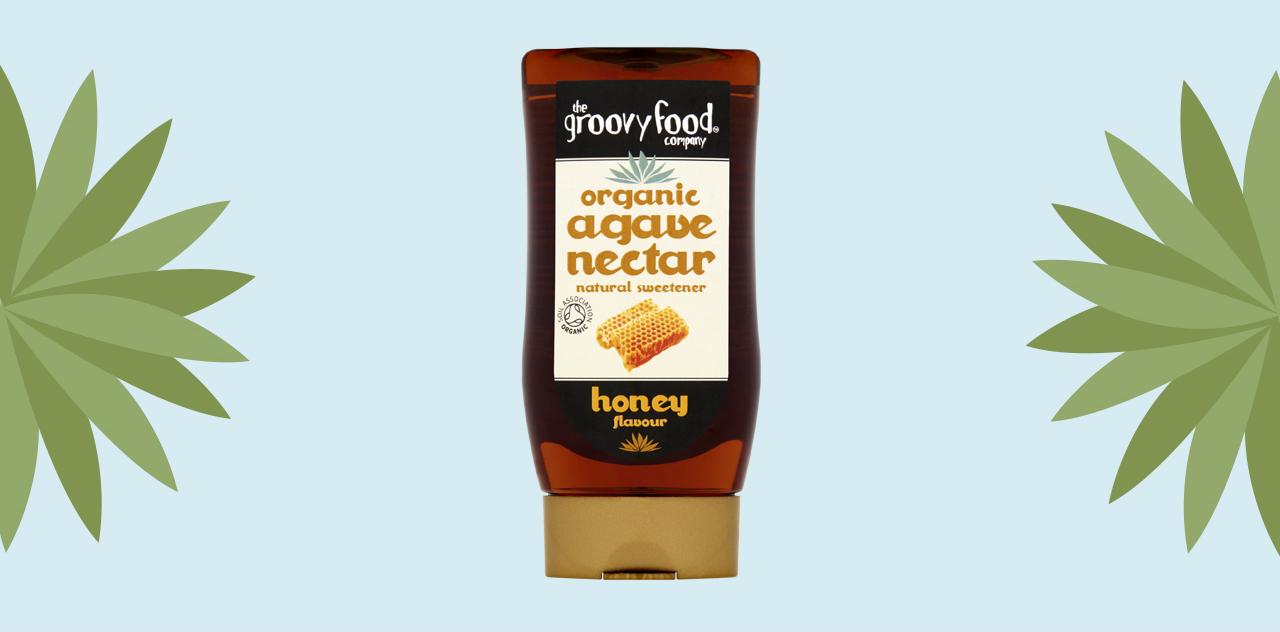 Agave nectar honey