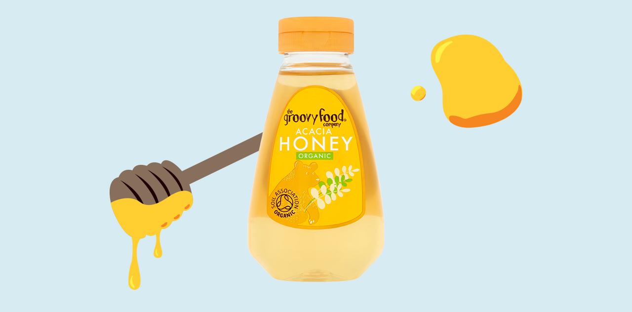 Honey acacia sqzy