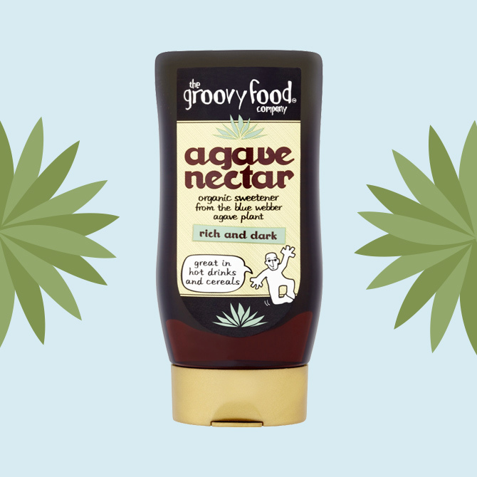 Agave nectar dark and rich