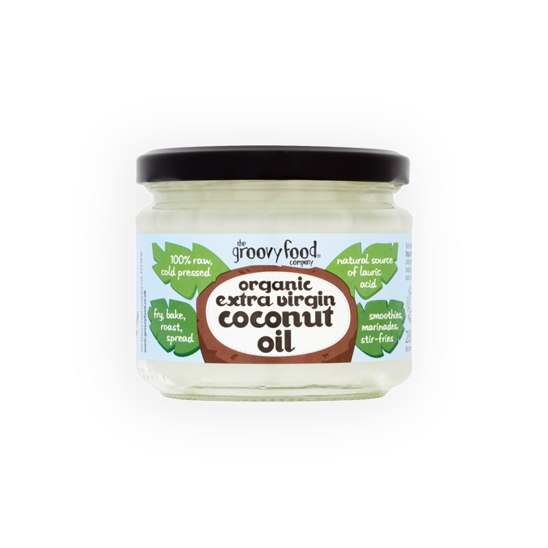 Coconut oil small