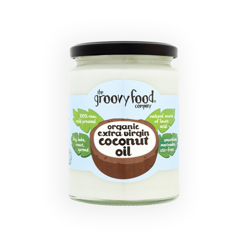 Coconut oil large