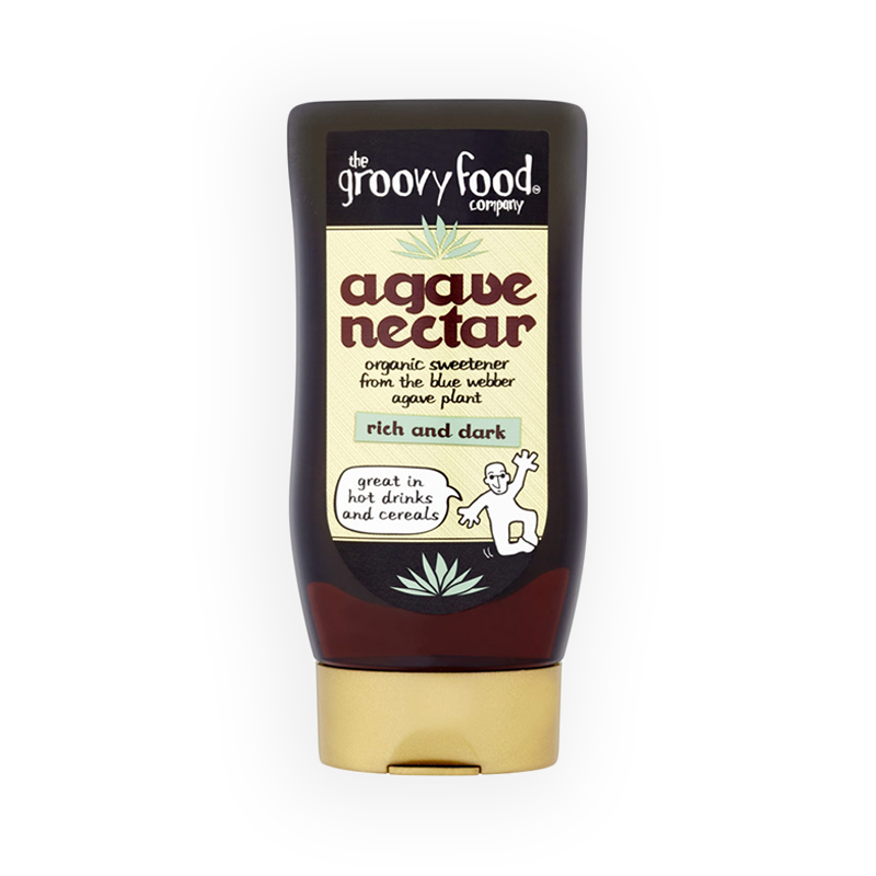 Agave nectar rich and dark
