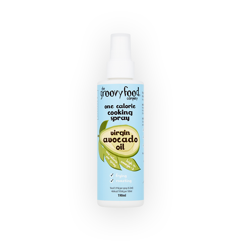 Avocado oil cooking spray