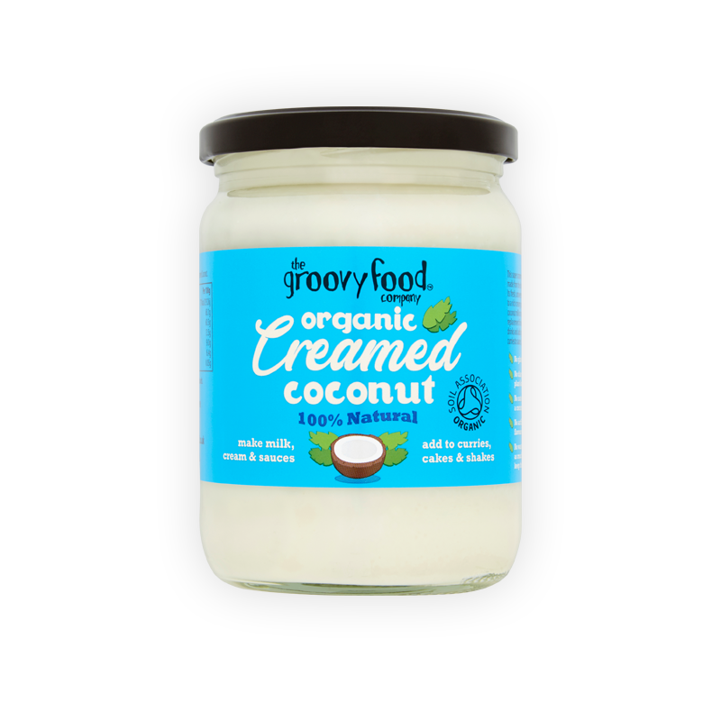 Creamed coconut oil large