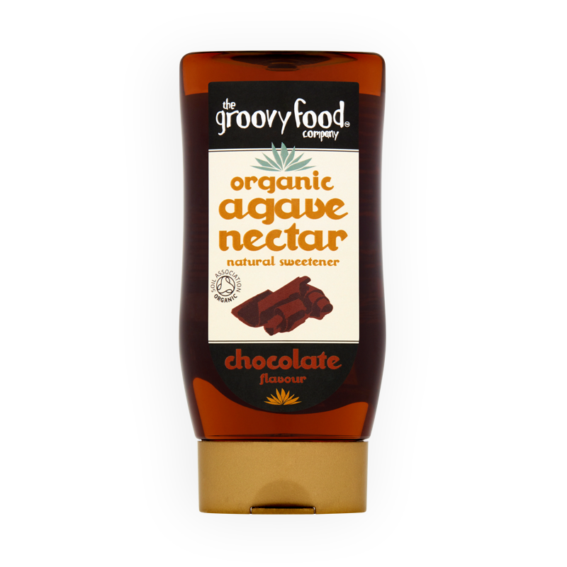 Agave nectar chocolate