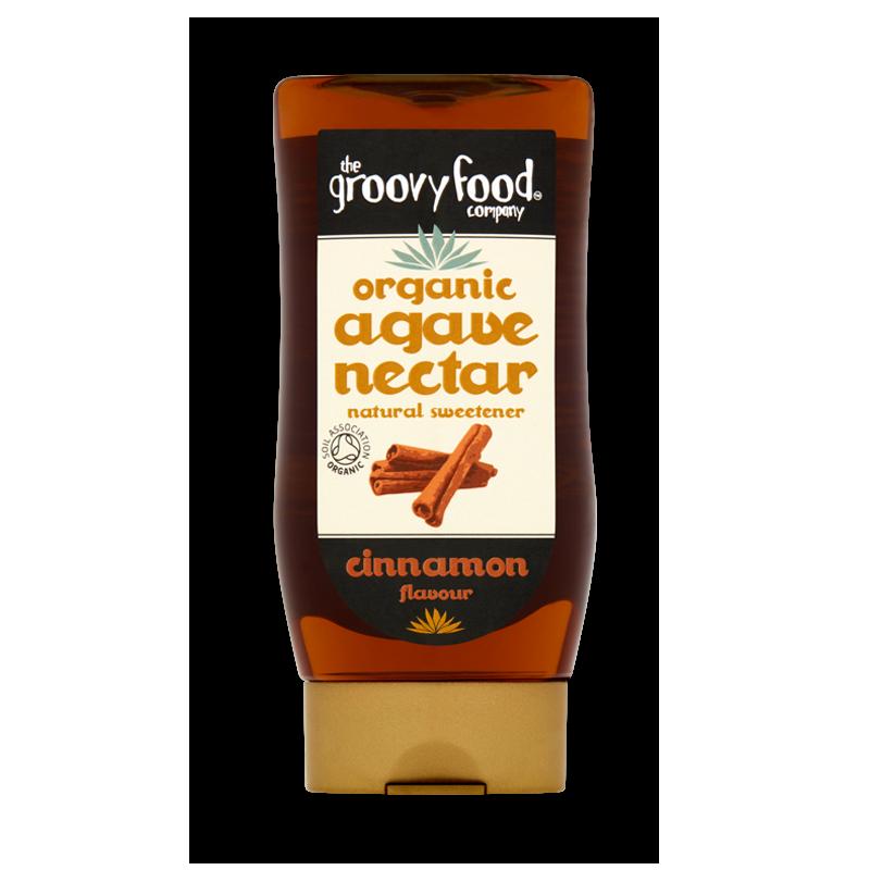 Agave nectar cinnamon