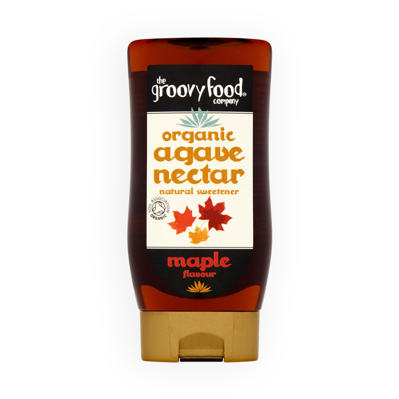 Agave nectar maple