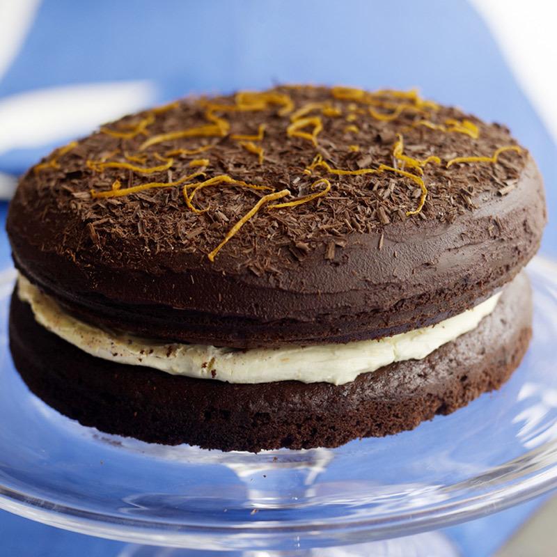 Chocolate   orange cake1 low
