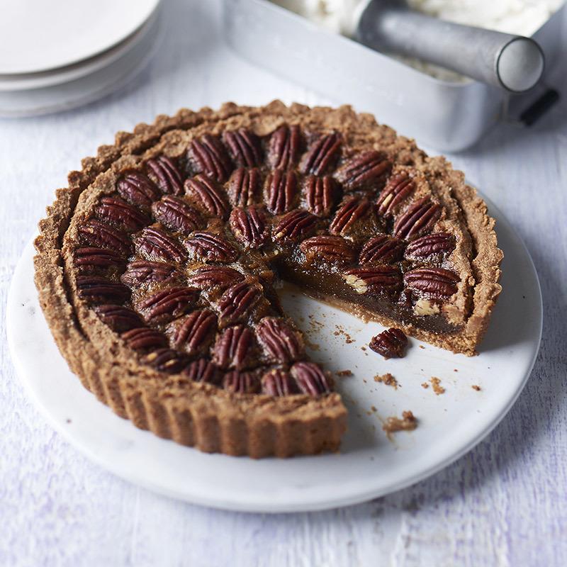 Groovy pecan pie6512