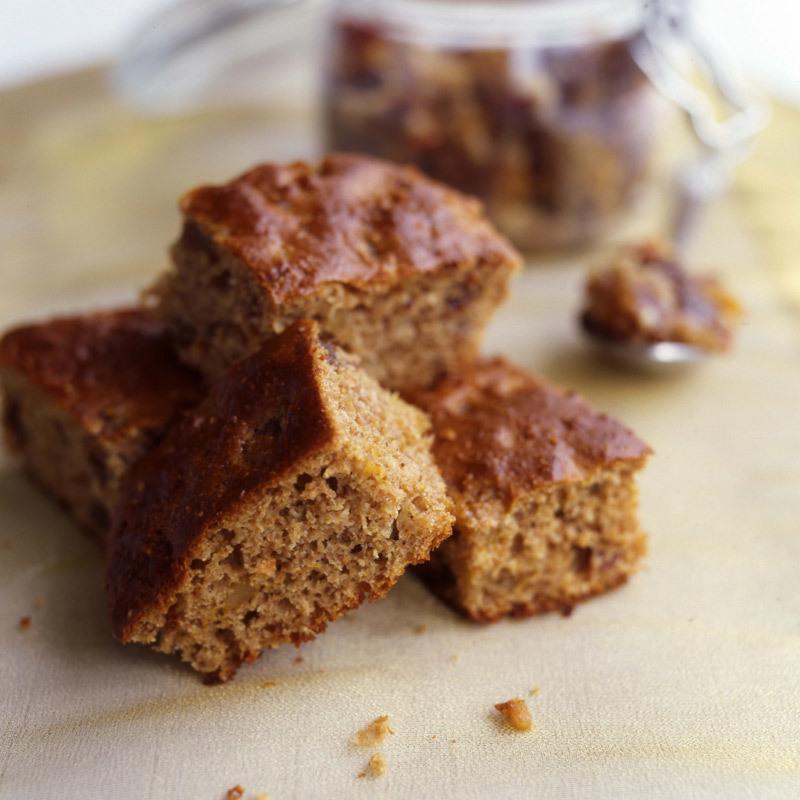 Mincemeat cake bars