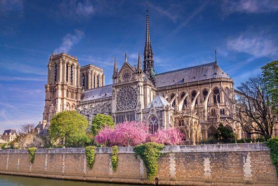 Parigi notre dame - Luna di miele a Parigi: la capitale dell'amore