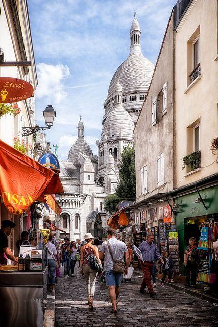 Montmartre parigi - Luna di miele a Parigi: la capitale dell'amore