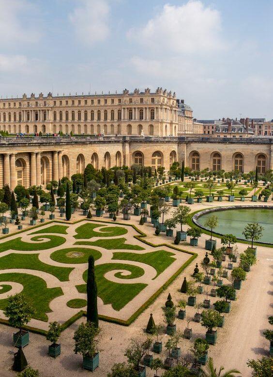 Versailles parigi e1585823937567 - Luna di miele a Parigi: la capitale dell'amore