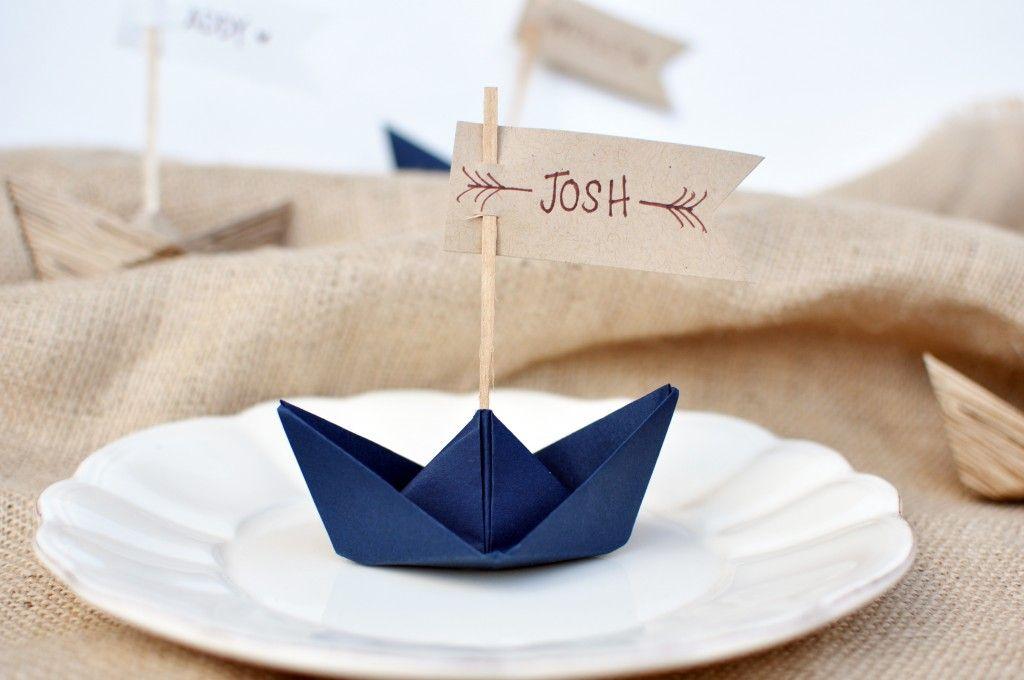 Origami Segnaposto Matrimonio.Segnaposto Matrimonio Creativi Fai Da Te Listanozzeonline Magazine